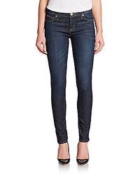 Hudson Dark Wash Super Skinny Jeans