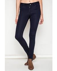 Umgee USA Indigo Skinny Jeans