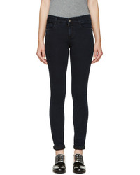 Stella McCartney Indigo The Skinny Long Jeans
