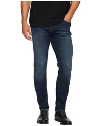 Mavi Jeans James Regular Rise Skinny In Deep Brooklyn Jeans