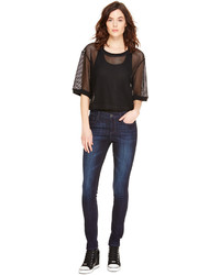 DKNY Jeans Dark Wash Ultra Skinny Pant