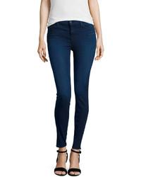 J Brand Jeans Maria High Rise Skinny Jeans Supreme