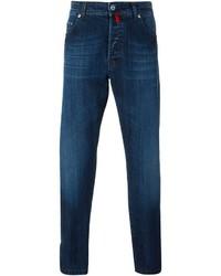 Kiton Slim Fit Jeans