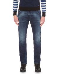 Diesel Krooley Ne 0674y Slim Fit Skinny Jeans