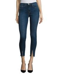 Frame Le Skinny De Jeanne Slit Jeans