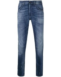 Dondup Light Wash Skinny Jeans