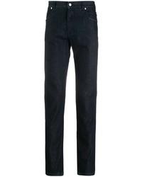 Fendi Logo Print Skinny Fit Jeans