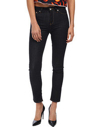 Love Moschino Logo Pocket Skinny Jean Jeans