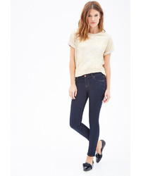 Forever 21 Low Rise  Ankle Skinny Jeans