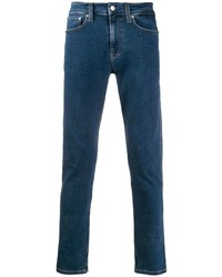 Calvin Klein Jeans Low Rise Skinny Jeans