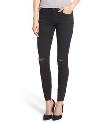Madewell Skinny Skinny Knee Rip Jeans
