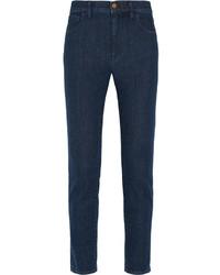 Madewell The High Riser Skinny Jeans Dark Denim