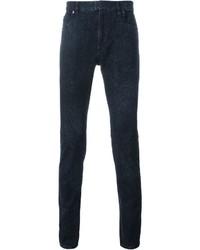 Maison Margiela Flecked Skinny Jeans