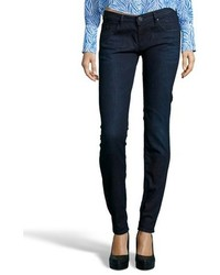 Maison Scotch Denim Blue Indigo Skinny Jeans