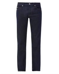 McQ Alexander McQueen Skinny Fit Raw Denim Jeans