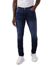 River Island Memphis Slim Fit Jeans