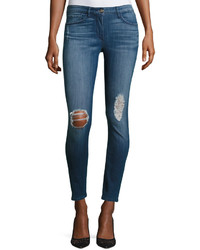 3x1 Mid Rise Skinny Jeans Crete Blue