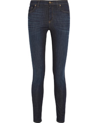 Tom Ford Mid Rise Skinny Jeans Dark Denim