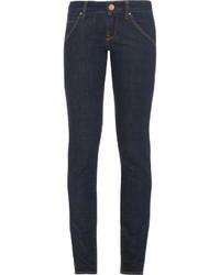 M Missoni Mid Rise Skinny Jeans