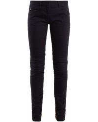 Balmain Mid Rise Skinny Jeans