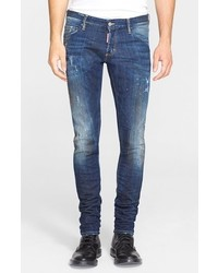 DSQUARED2 Midnight Thunder Slim Fit Jeans