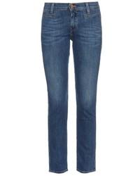 MiH Jeans Mih Jeans Paris Mid Rise Skinny Jeans
