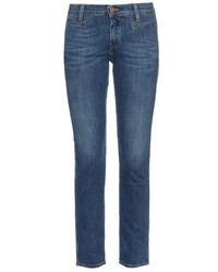 MiH Jeans Mih Jeans Paris Mid Rise Skinny Jeans