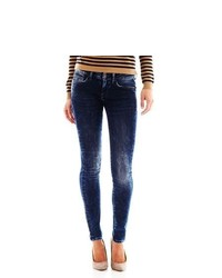 MNG by Mango Bleached Jeans