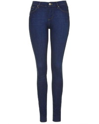 Topshop Moto Vintage Rinse Leigh Jeans