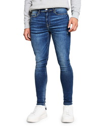 River Island Mustang Spray On Jeans