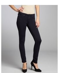 AG Jeans Navy Stretch Knit The Legging Skinny Jeggings