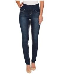 Jag Jeans Nora Jackie Pull On Skinny Comfort Denim In Night Breeze Jeans