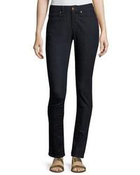 Eileen Fisher Organic Soft Stretch Skinny Jeans Indigo Petite