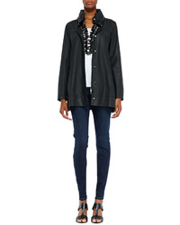 Eileen Fisher Organic Soft Stretch Skinny Jeans