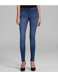 Hue Original Jeans Distressed Leggings