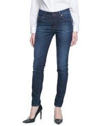 Mango Outlet High Waist London Jeans