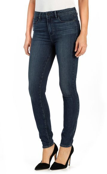 Paige Transcend Hoxton High Rise Ultra Skinny Jeans