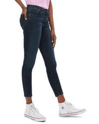 Topshop Petite Sidney Skinny Ankle Jeans