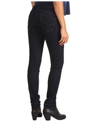 Calvin Klein Jeans Powerstretch Curvy Skinny Denim In Rinse Jeans