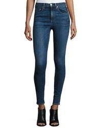 Rag & Bone Jean Dive High Rise Skinny Jeans Eddy