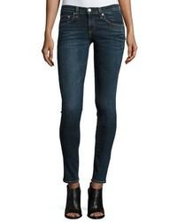 Rag & Bone Jean Low Rise Skinny Jeans Phoenicia