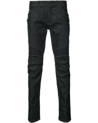 Raw denim biker jeans medium 4471007