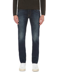True Religion Rocco Relaxed Fit Skinny Jeans
