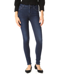 Citizens of Humanity Rocket Sculpt High Rise Skinny Jeans