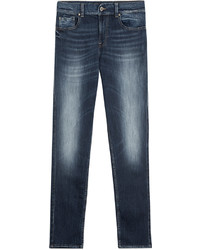 7 For All Mankind Seven For All Mankind Stretch Cotton Skinny Jeans