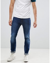 Tom Tailor Skinny Jeans With Wash