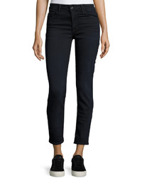 Helmut Lang Skinny Stretch Denim Jeans Indigo