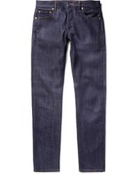 Alexander McQueen Slim Fit Selvedge Denim Jeans
