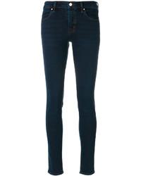 J Brand Super Skinny Mid Rise Jeans