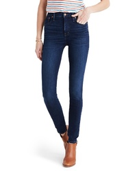 Madewell Taller 10 Inch High Waist Skinny Jeans
